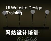 网站设计培训